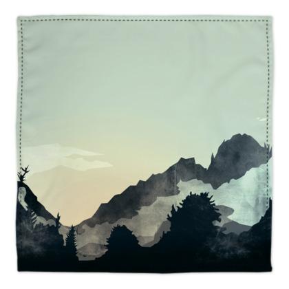 Misty Mountain - Bandana