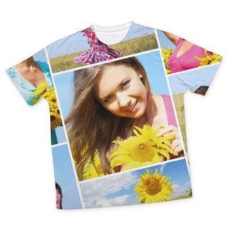 T shirts mit fotodruck