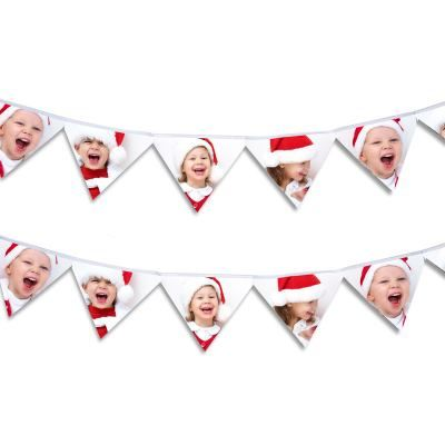 banderitas navideñas
