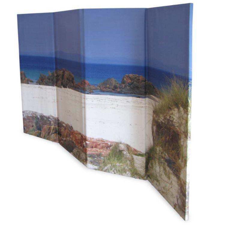 personalised folding screens