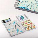 Impression sur cahier en 3 tailles différentes