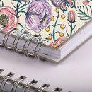 customized spiral notebook