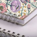 Détails du cahier à spirales personnalisé