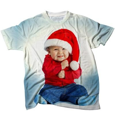World's Best DAD Photo T-Shirt