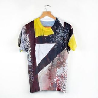オリジナル全面プリントTシャツ