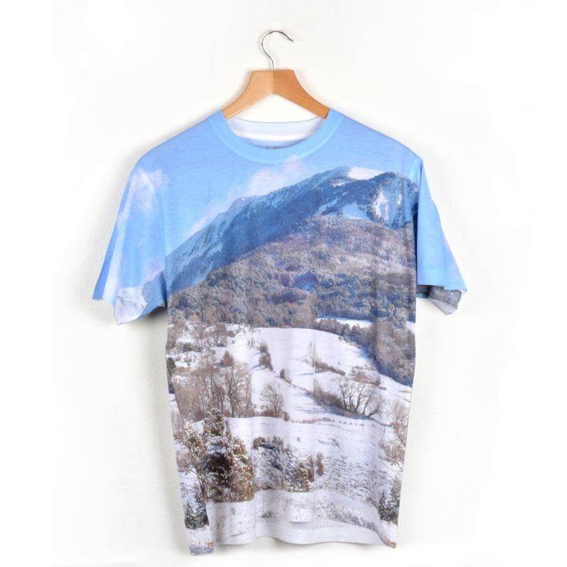 Custom Tshirt Prints Photo On A
