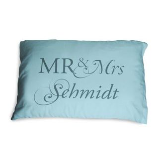 Mr & Mrs Kissenbezug