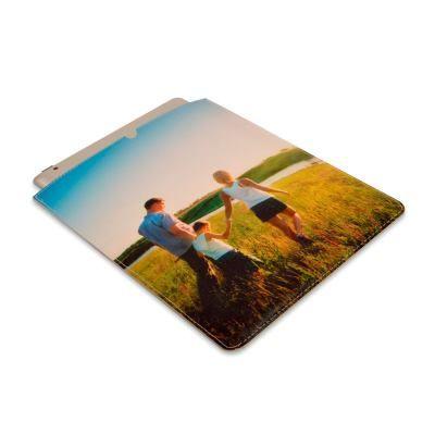 Best Dad Leather iPad Case
