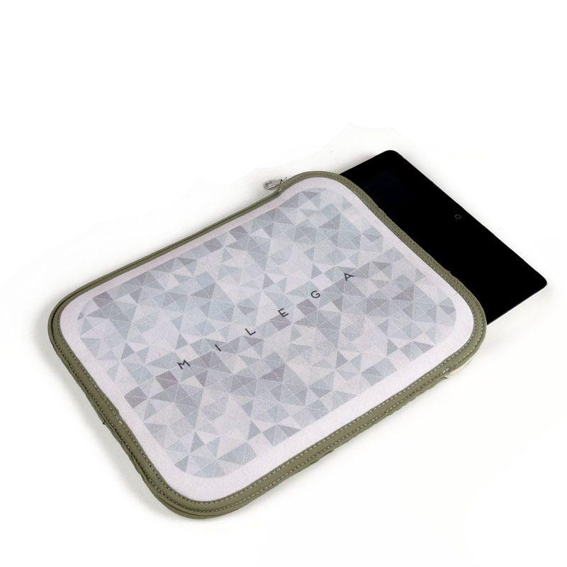 プリント iPadケース