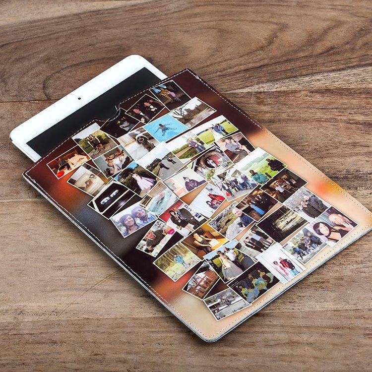 オリジナル iPad mini レザーケース