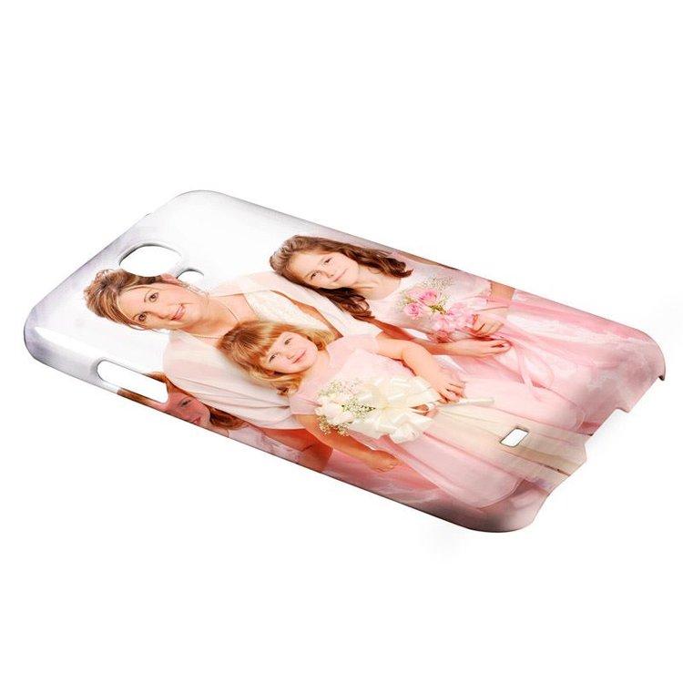 Samsung Galaxy s4 photo case wedding picture