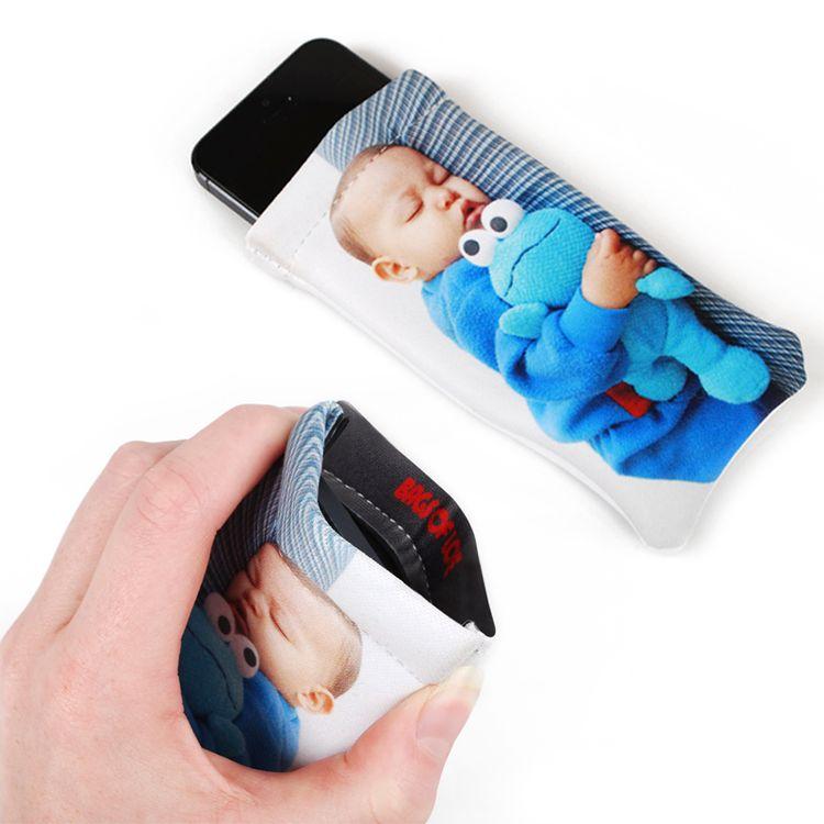 personalised iPhone slipcase