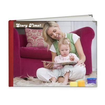 Premium Baby Photo Book