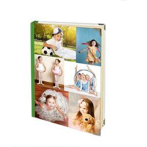 Quaderno con foto collage