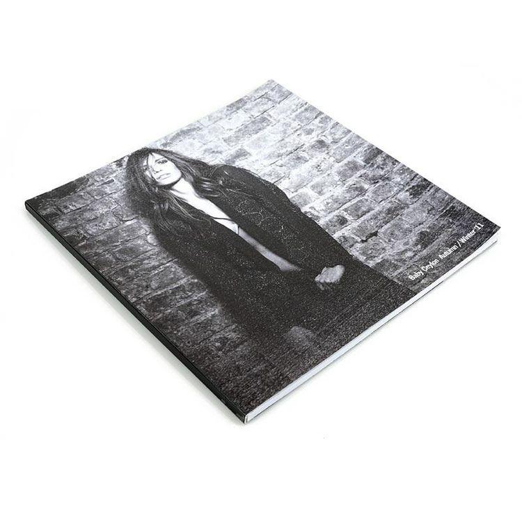 square photo album for designers