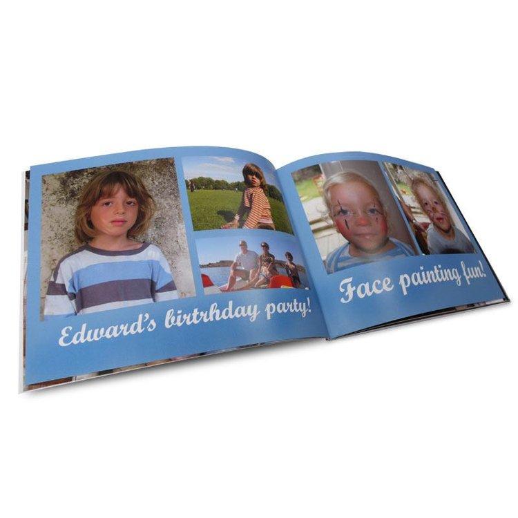 create photo book