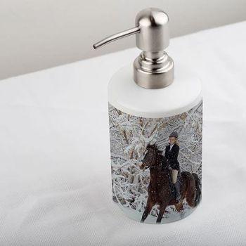 soap dispenser ceramic