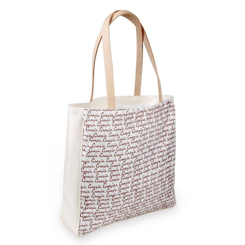 borse personalizzate con iniziali