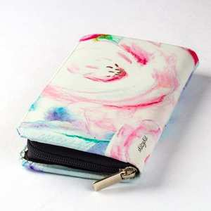 portafoglio con cerniera personalizzato