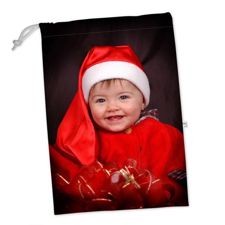 Personalized Santa Bags