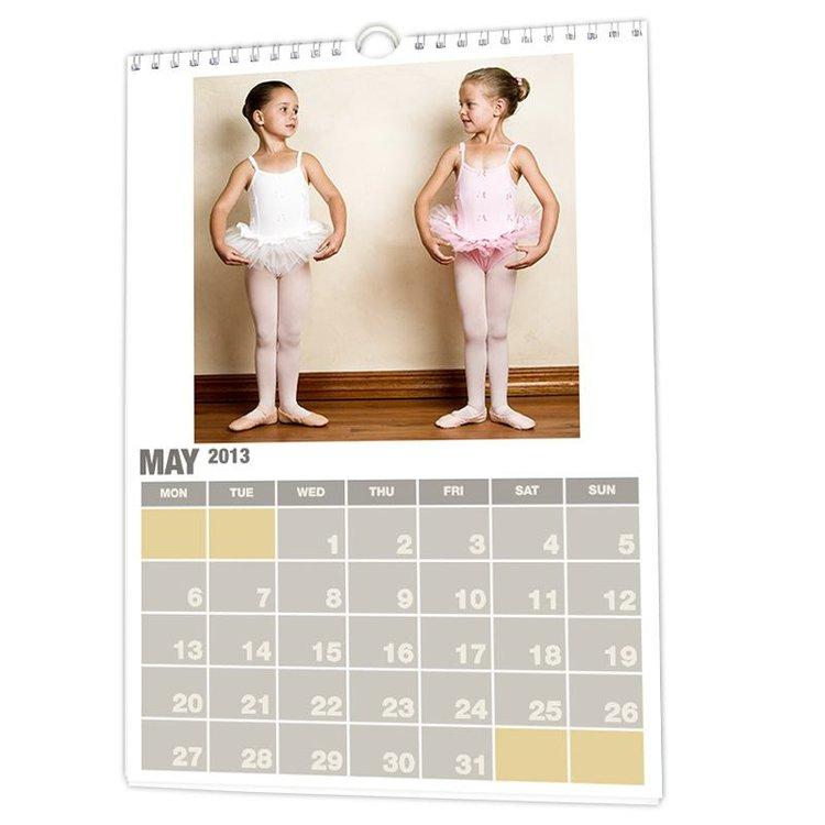 foto kalender maand
