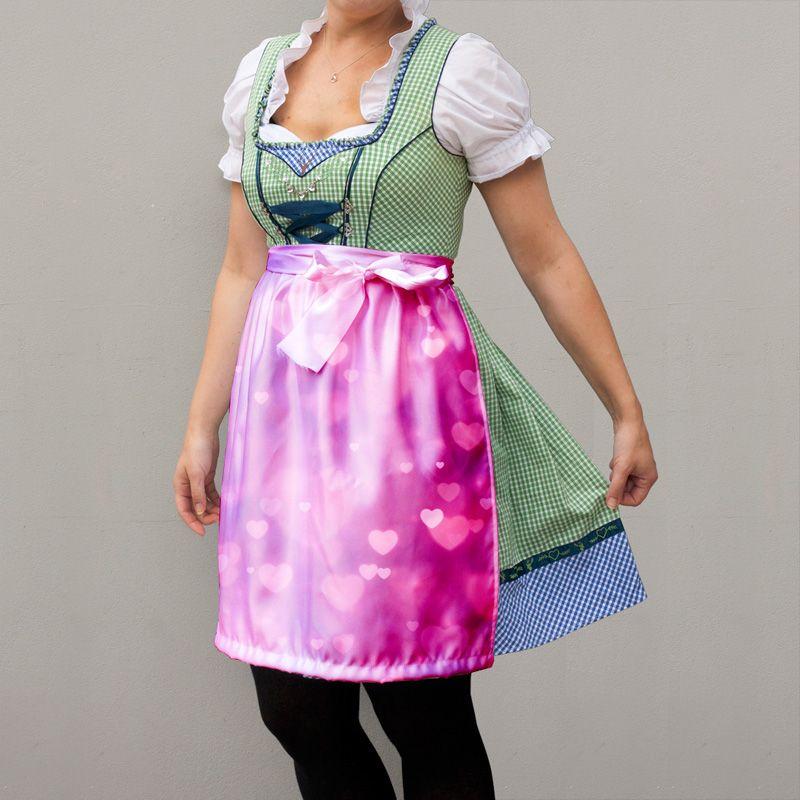 custom made German apron