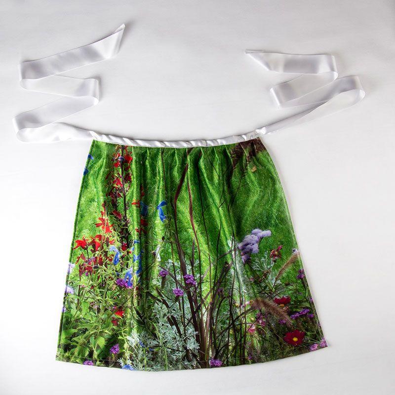 custom made dirndl apron
