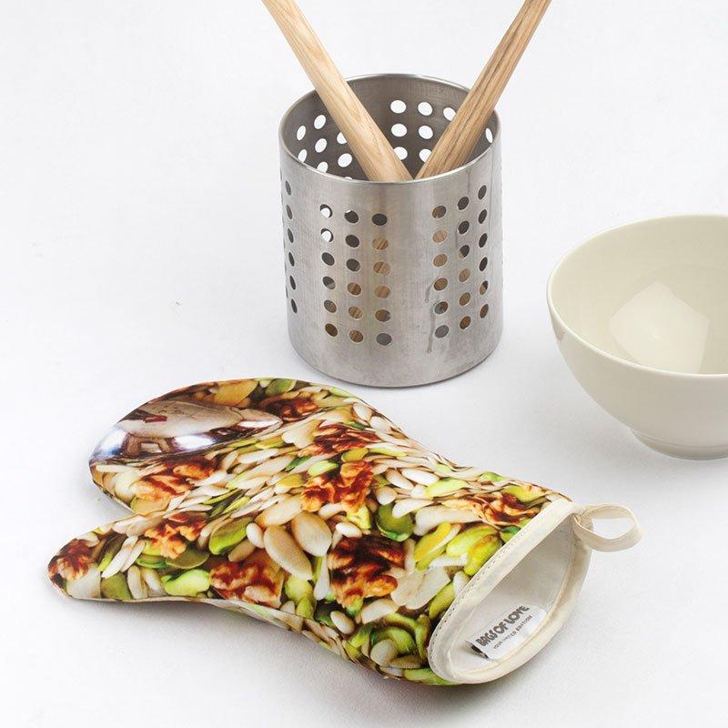 Ofenhandschuhe selbst gestalten