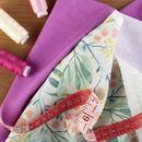 échantillons de tissu imprimé avec votre design