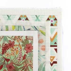 Fabric Sample Test Printing