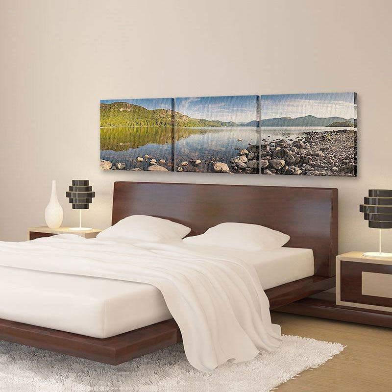 triptych canvas prints with photos 3 piece canvas art custom made