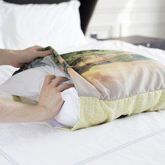 枕カバー お見舞い