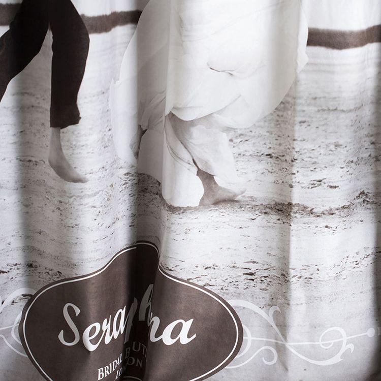 custom curtain fabric
