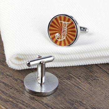 personalised cufflinks