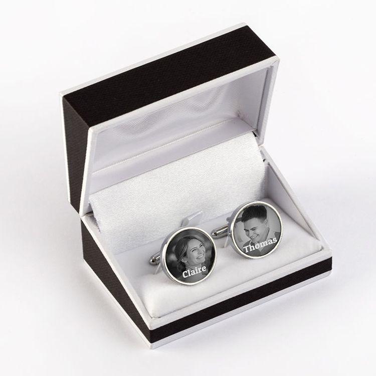 personalised cufflinks for weddings
