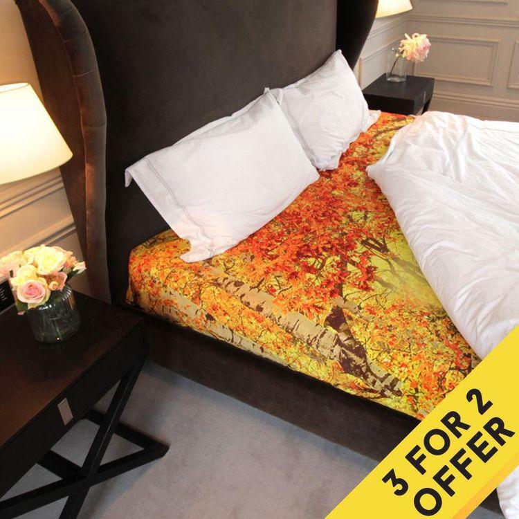Sängkläder med fototryck 3 för 2 erbjudande