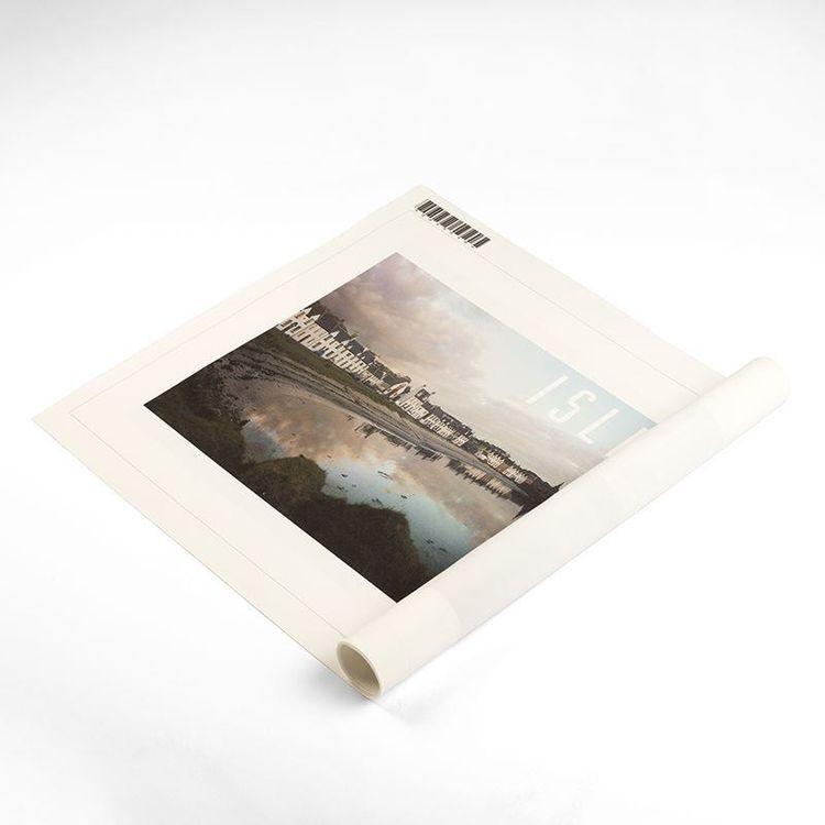 Stampa su tela senza telaio