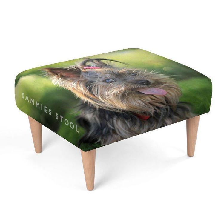 pet dog footstool designs