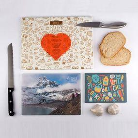 Articoli da cucina personalizzati con foto e testi