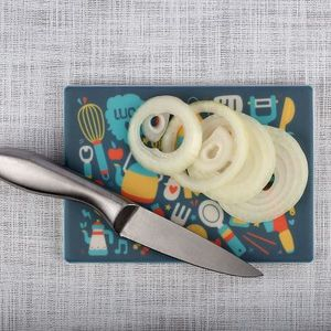 tabla para cortar alimentos