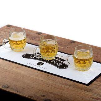 customised bar mat runner