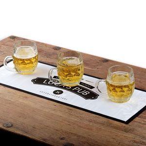 personalised beer mat