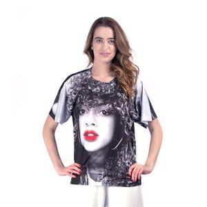 Maglietta donna basic