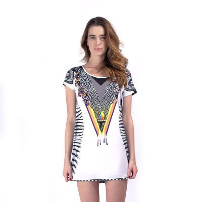 camiseta vestido