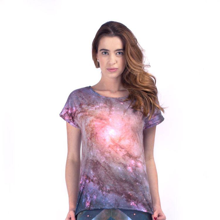 Impression sur t shirt femme