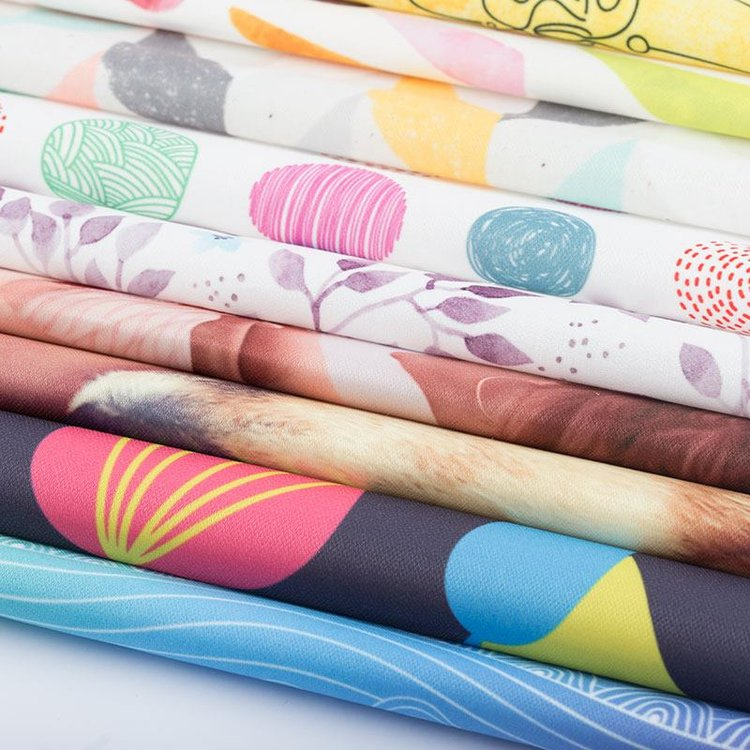 Impresión sobre algodón natural