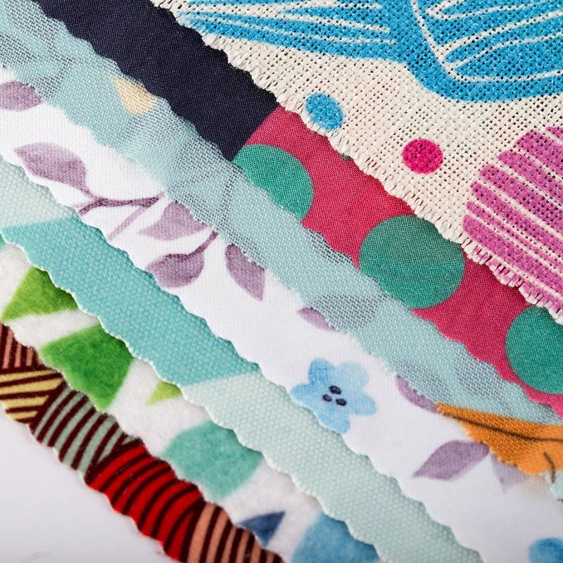 Produce ware harsh silk fabrics