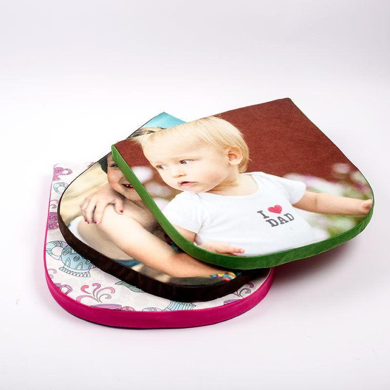 cuscini piatti da stadio personalizzati