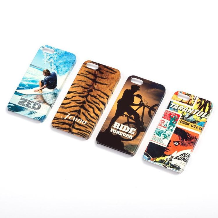 Designa mobilskal med mönster iPhone5