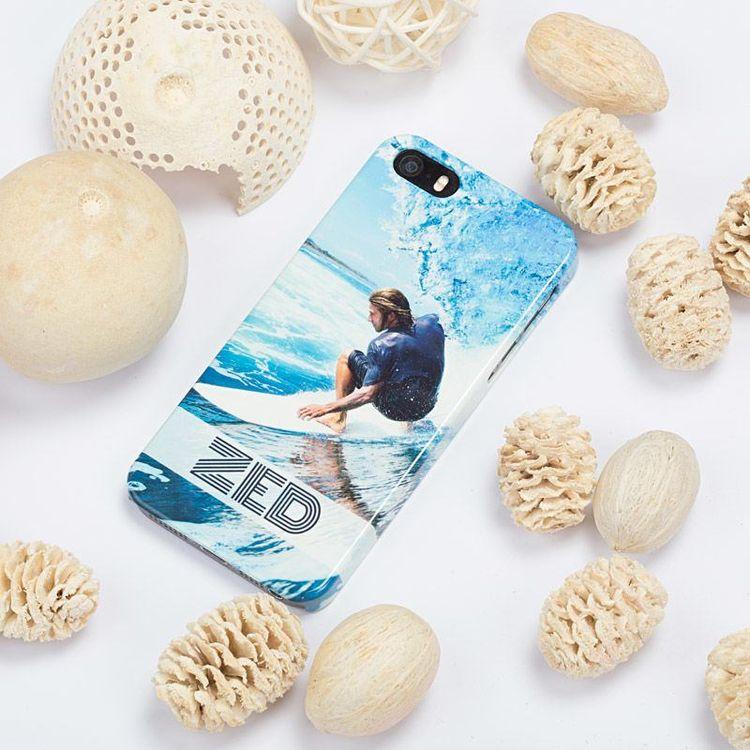 photo iphone 5 case